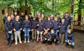 Ausflug der Jugendfeuerwehr Borringhausen